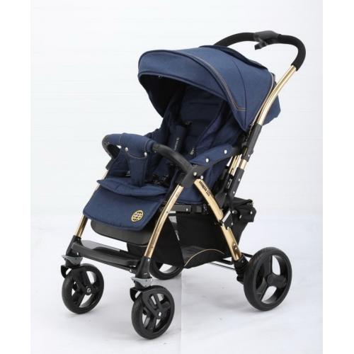 Детская прогулочная коляска Quatro Monza Gold