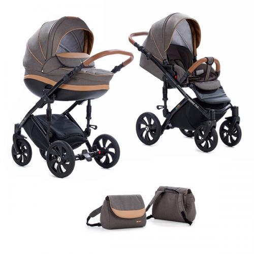 Детская модульная коляска Tutis Mimi Style 2 в 1