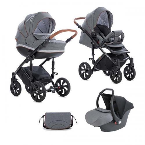 Детская модульная коляска Tutis Mimi Style 3 в 1
