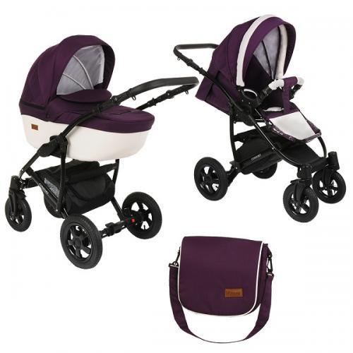 Детская модульная коляска Pituso Confort 2020 2 в 1