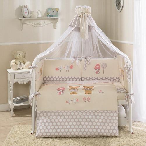 Комплект детского постельного белья Perina Венеция 7 Лапушки