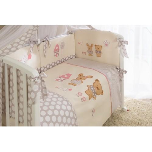 Комплект детского постельного белья Perina Венеция 4 Лапушки