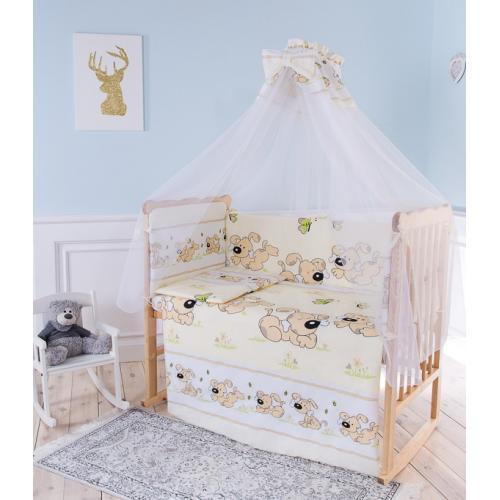 Комплект детского постельного белья Баю-бай Верность 7 предметов