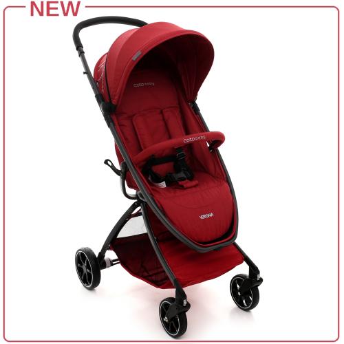 Детская прогулочная коляска Coto Baby Verona Comfort line 2018