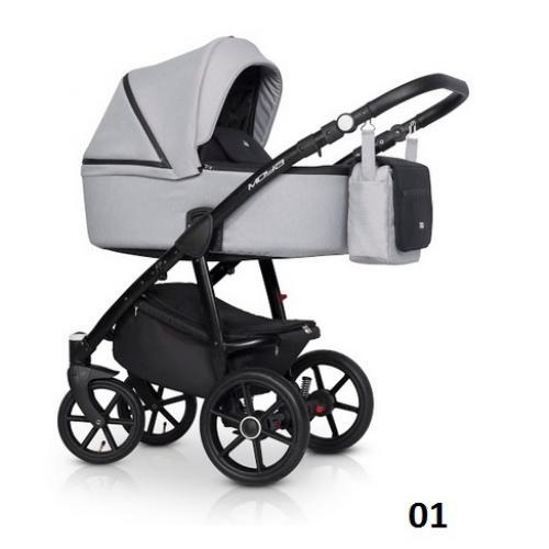 Детская модульная коляска EXPANDER MOYA 3 в 1