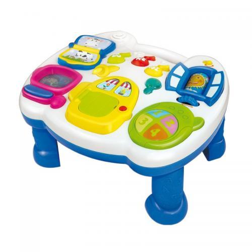 Игрушка развивающий столик BabyMx До Ре Ми 3629