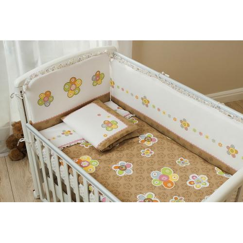 Комплект детского постельного белья Perina Тиффани Цветы 6